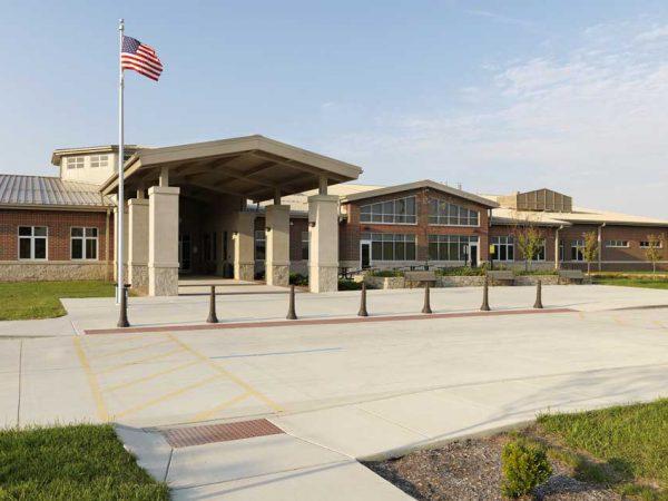 Bath Elementary School architecture and design