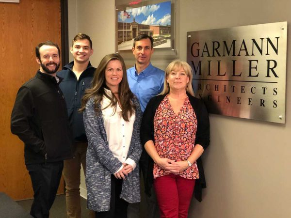 Garmann Miller Columbus team