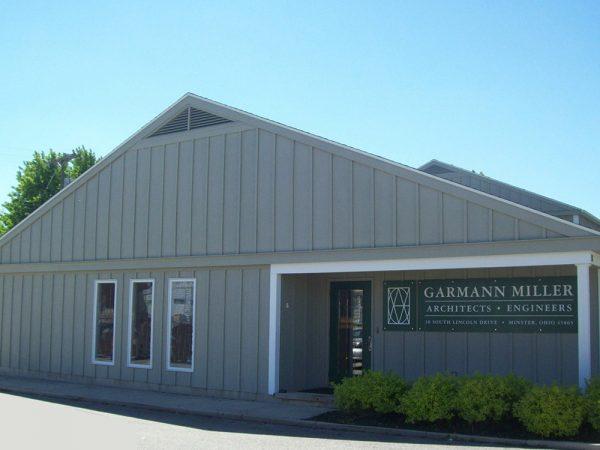 Garmann exterior building
